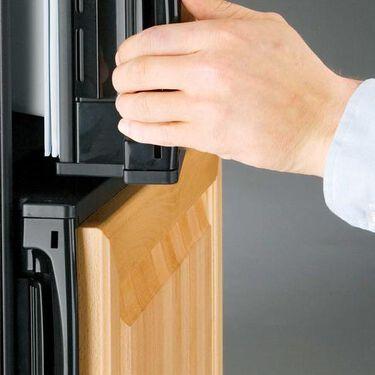 Dometic New Generation RM3962 2-Way Refrigerator, Double Door, 9.0 Cu. Ft.