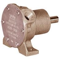 Jabsco Pulley Driven Neoprene Impeller Pump, 5.8 GPM