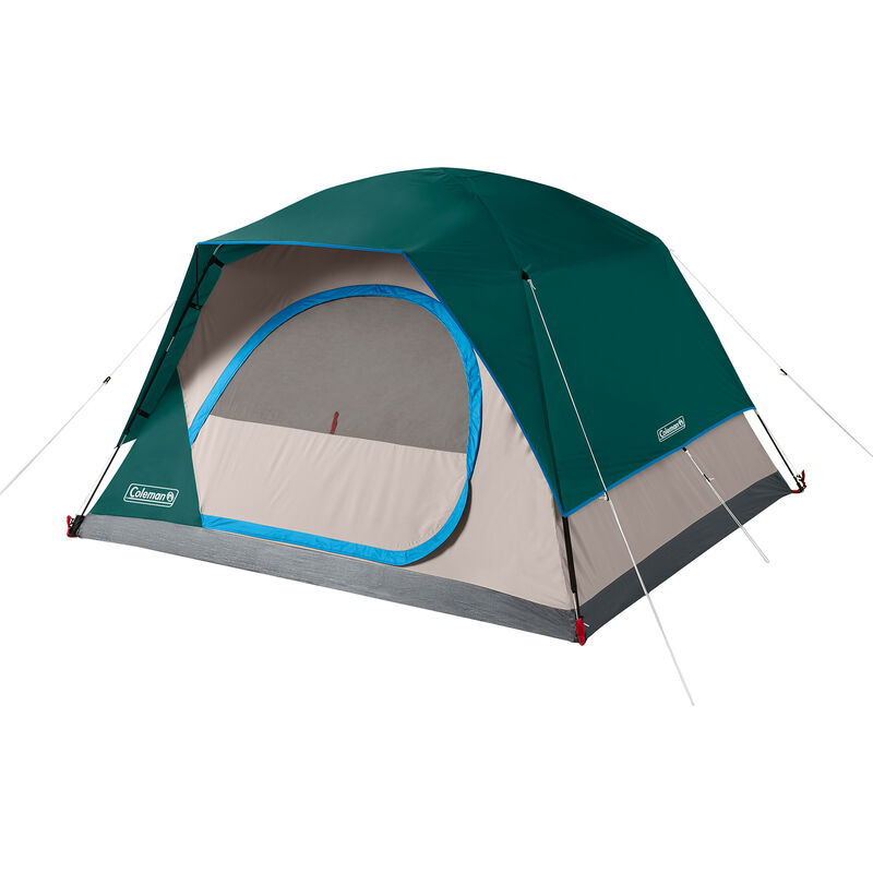 Coleman 4-Person Skydome Camping Tent image number 1