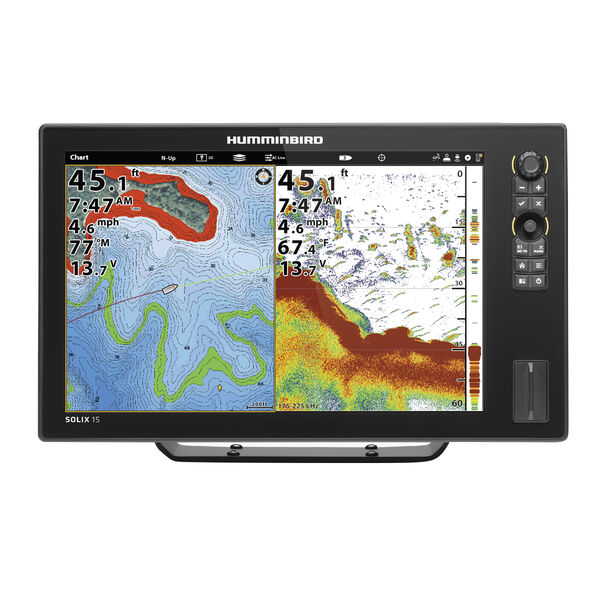 Humminbird Solix 15 CHIRP GPS