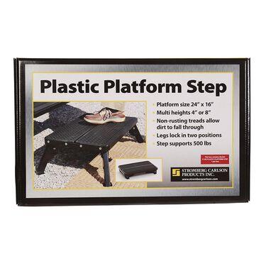 2-Height Platform Step Stool