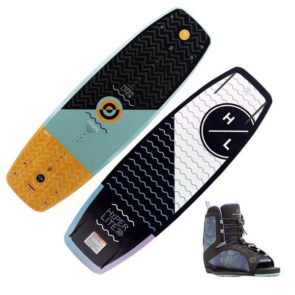 Hyperlite Prizm Wakeboard With Syn Bindings