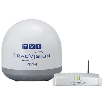 KVH TracVision TV1 Marine Satellite Television System