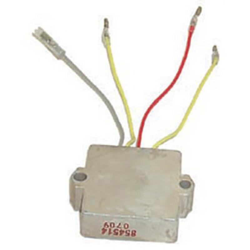 Sierra Voltage Regulator For Chrysler Force Engine, Sierra Part #18-5744 image number 1