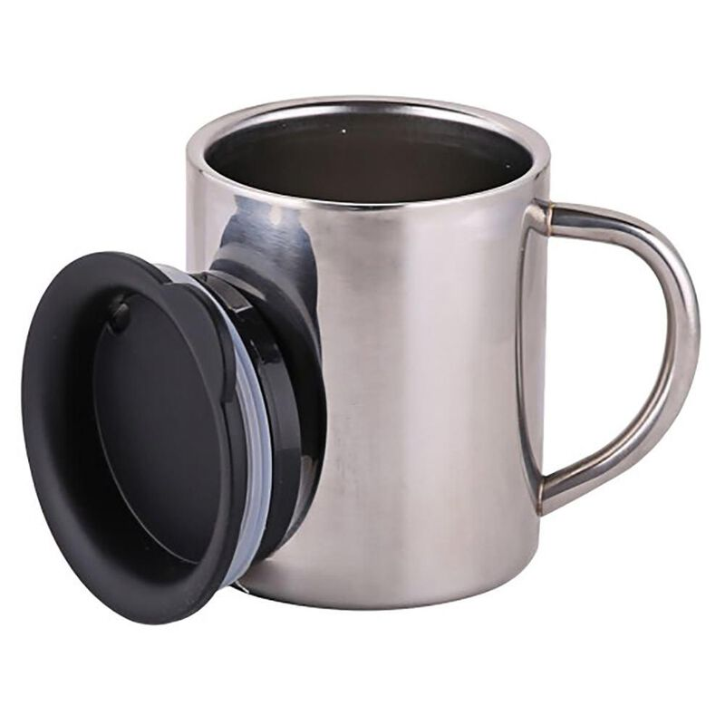 GSI Outdoors Glacier Stainless Camp Cup, 10 oz. image number 2