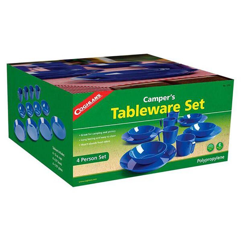 Coghlan's Camper's Tableware Set image number 1