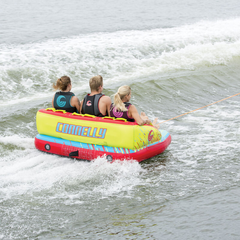 Connelly Axis 3-Person Towable Tube image number 4