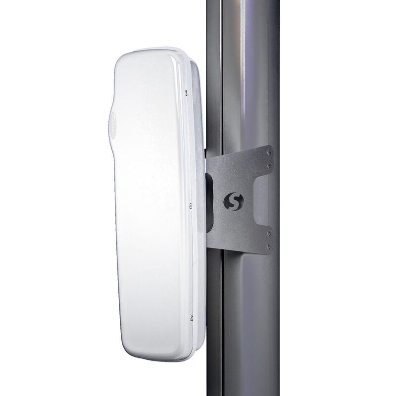 "Scanpod 4-Instrument Mast Mount (Uncut) - 4.25"" x 19.75"" Usable Face image number 1"