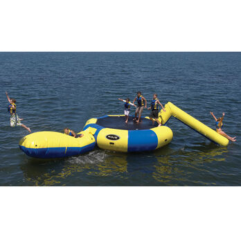RAVE Bongo 15 Water Park, Standard Edition