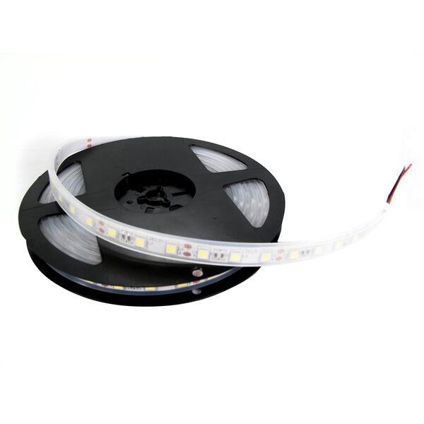 Marine Sport 16' Flexible LED Strip Light with Clear Waterproof Sleeve, Blue
