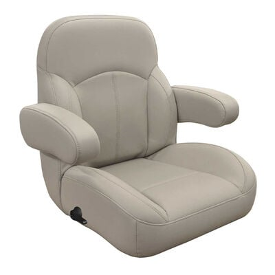 Executive Series Mid-Back Captain's Chair