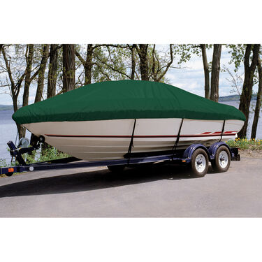 Ultima Solution Dyed Polyester Boat Cover For Mastercraft 19 Prostar Closed Bow