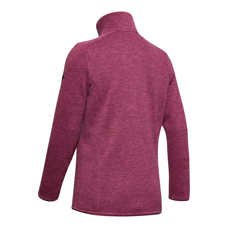 Under Armour Women's Wintersweet 2.0 Half-Zip Pullover image number 5