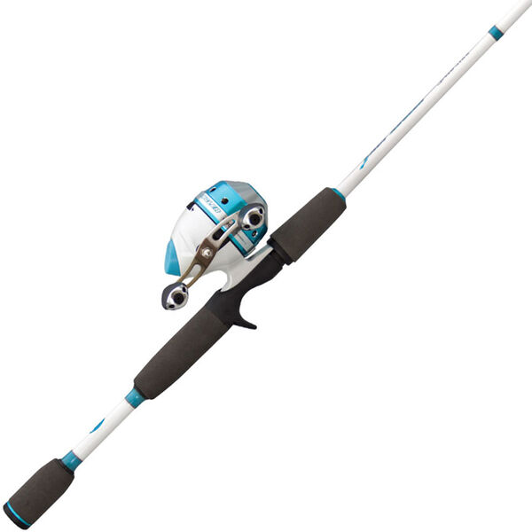 Lew's Lady Angler Spincast Combo