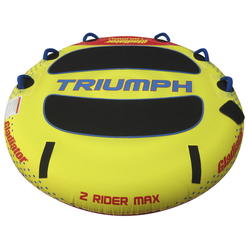 Gladiator Triumph 2-Person Towable Tube image number 5