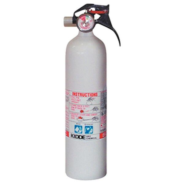 Kidde Mariner 10 BC Fire Extinguisher with Gauge