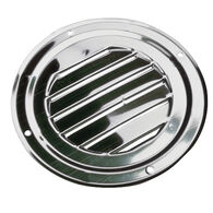 Sea-Dog Stainless Steel Round Louvered Vent