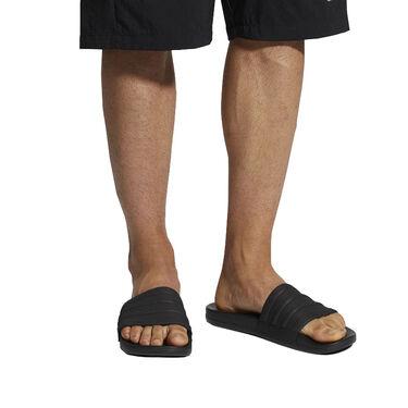 adidas Men's Adilette Cloudfoam Plus Mono Sandal