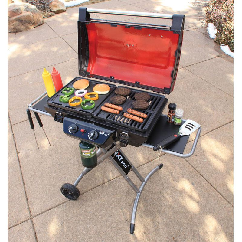 Coleman NXT 200 Portable Grill image number 5