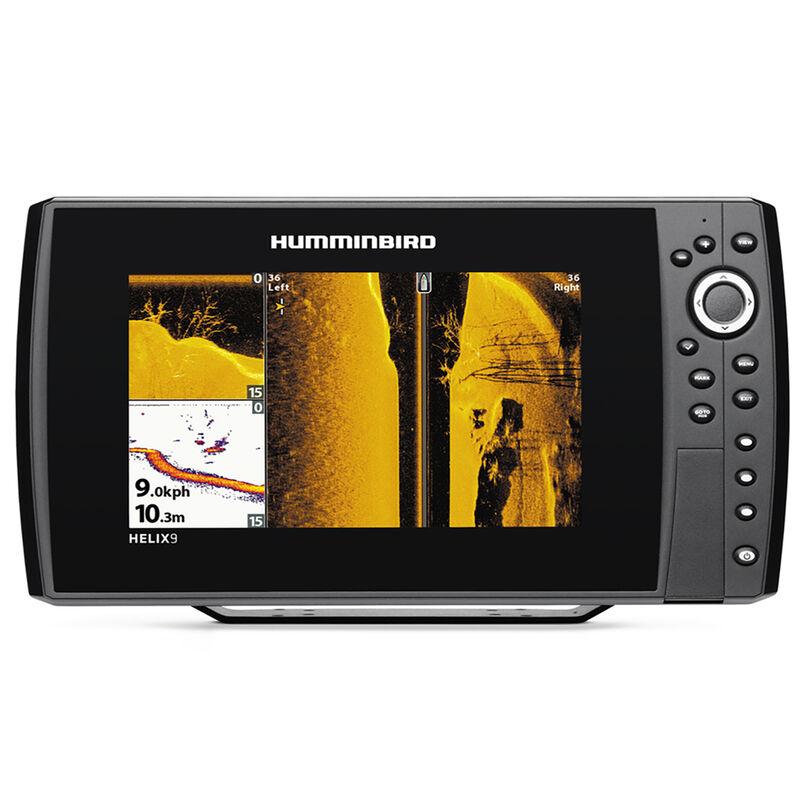 Humminbird Helix 9 SI Fishfinder GPS Combo image number 1