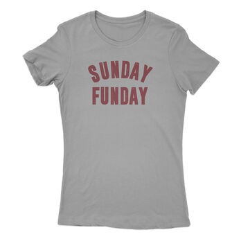 Points North Women's Sunday Funday Short-Sleeve Tee