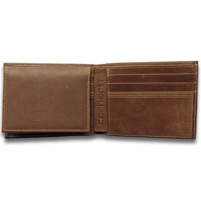 Carhartt Men's Detroit Passcase Wallet