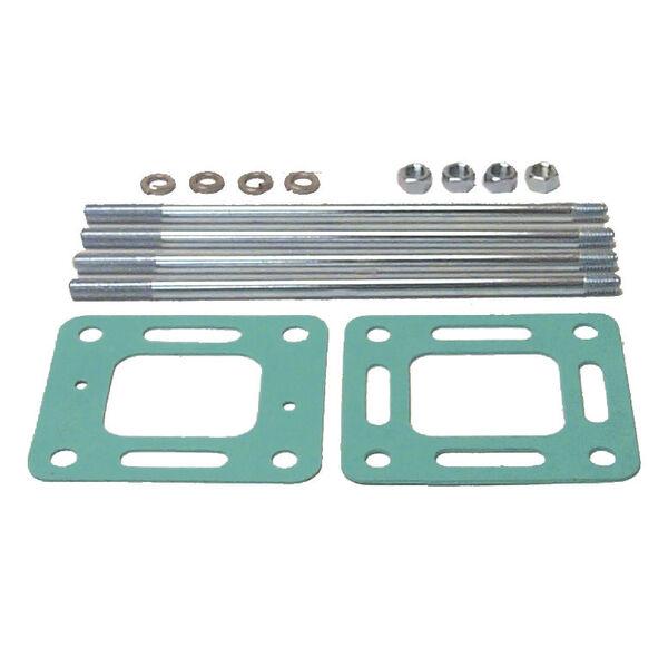 Sierra Exhaust Elbow Mounting Kit For Mercruiser Engine, Sierra Part #18-8555