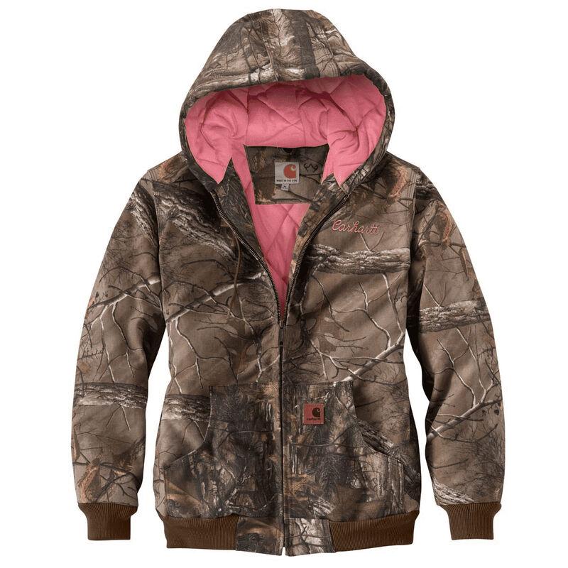 Carhartt Women's Camo Active Jacket image number 4