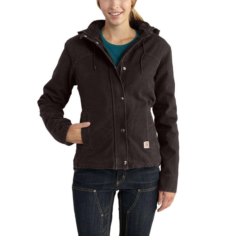 Carhartt Women's Sandstone Berkley Jacket image number 1