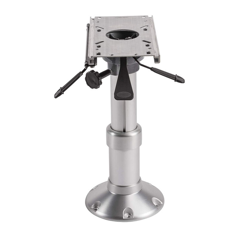"""Wise Heavy-Duty Mainstay Power Pedestal with 2-7/8"""" Dia. Post image number 1"""