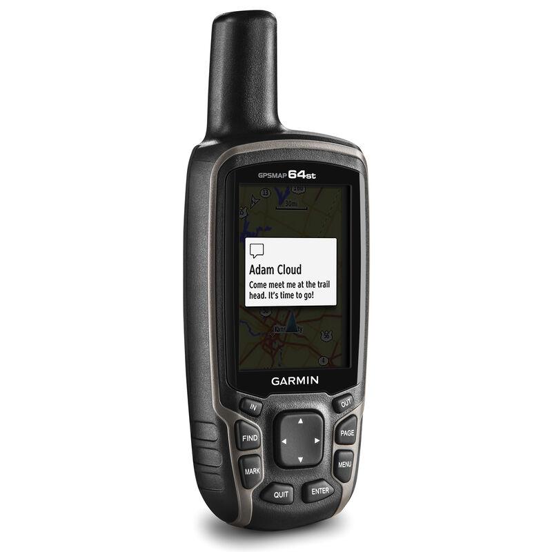 Garmin GPSMAP 64st Handheld GPS image number 4