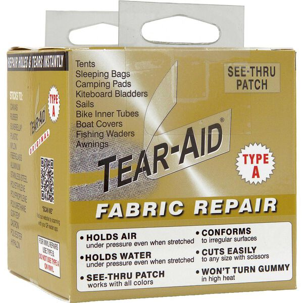 Tear-Aid Fabric Repair Kit Type A 3 x 60 roll