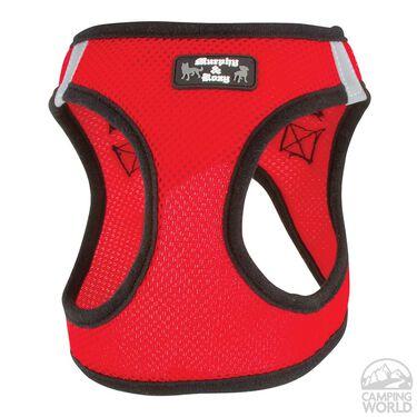Medium Red Harness