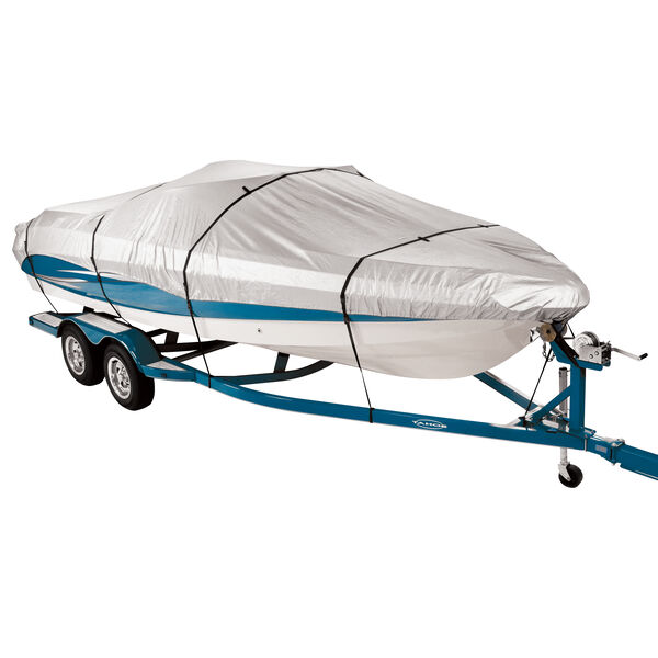 Covermate 300 Trailerable Boat Cover for 17'-19' V-Hull Center Console Boat