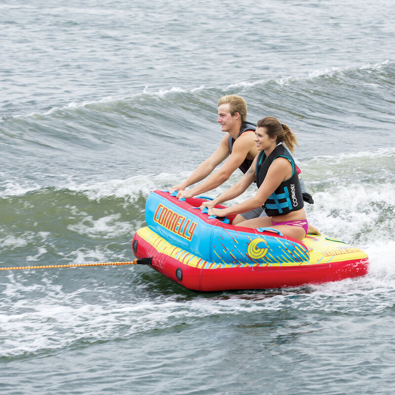 Connelly Axis 2-Person Towable Tube image number 4