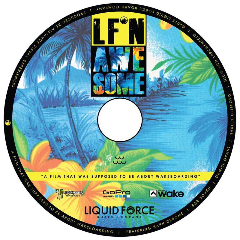 Liquid Force LF'N Awesome Blu-Ray Disc image number 2