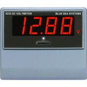 Blue Sea DC Digital Voltmeter, 0-60V