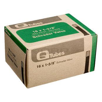 """Q-Tubes Schrader Valve Tube, 26"""""""