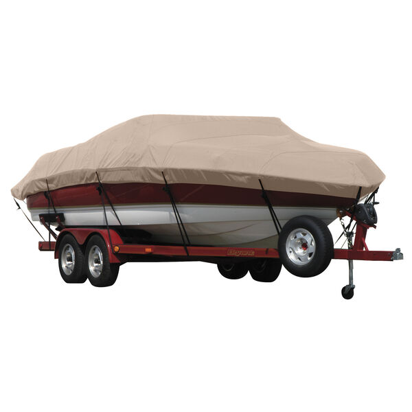 Exact Fit Covermate Sunbrella Boat Cover For BAJA 30 OUTLAW COVERS PLATFORM