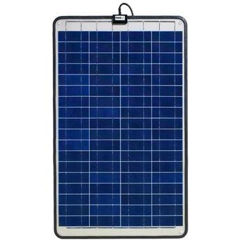 GANZ Eco-Energy Semi-Flexible 40 Watt Solar Panel