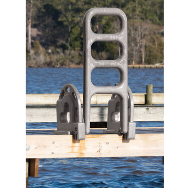 Dock Edge Roto-Molded 4-Step Ladder