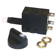 Sierra SPDT On/Off Rotary Switch Sierra Part #MP78750