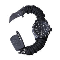 Outdoor Edge Para-Claw CQD Stainless Steel Watch (Medium)