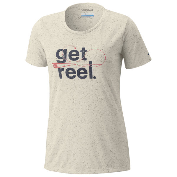 Columbia Women's Get Reel Short-Sleeve Tee