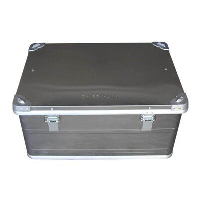 Swiss Link Aluminum Storage Box, Medium