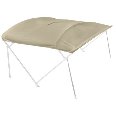 "Traditional Pontoon Bimini Top Fabric Only, Sunbrella Acrylic, 90""-96"" Wide"