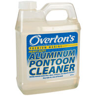 Overton's Heavy-Duty Aluminum Pontoon Cleaner