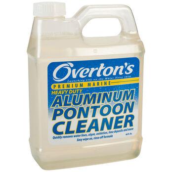 Overton's Heavy-Duty Aluminum Pontoon Cleaner, 32 oz.