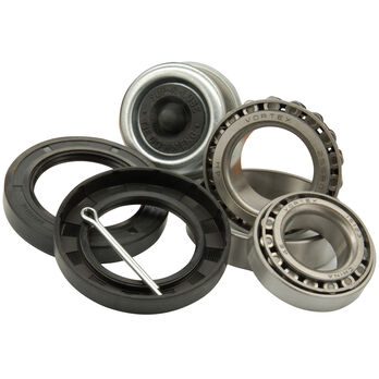 Tie-Down Tapered Bearings With Dust Cap