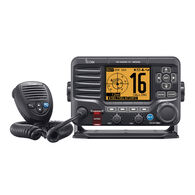ICOM M506 VHF Radio With Front Mic